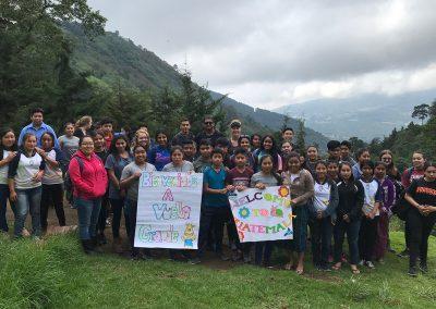 Summit volunteers traveling to Guatemala to volunteer